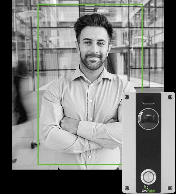 Remote Concierge Facial Recognition Technology